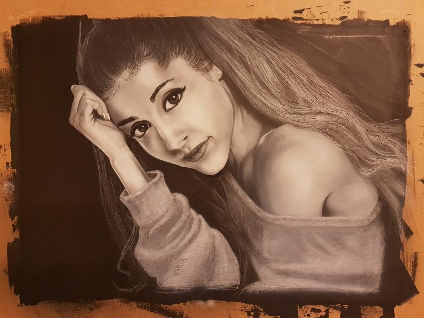 Ariana Grande par chanoir